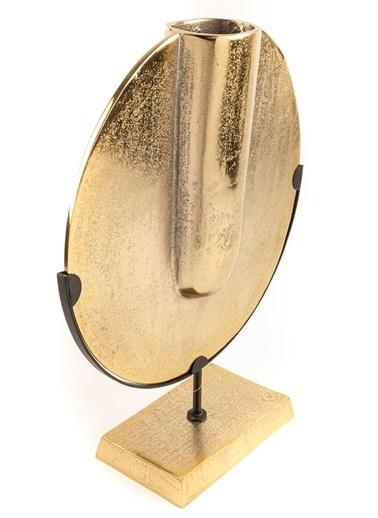 Mikasa Moor Vazo Altın
